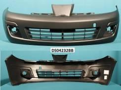 Бампер. Nissan Tiida, NC11, SC11, JC11