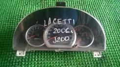 Панель приборов. Chevrolet Lacetti, J200 Двигатель F14D3