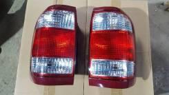 Стоп-сигнал. Nissan Terrano Regulus, JLR50, JTR50, JRR50 Двигатели: VG33E, ZD30DDTI, QD32ETI