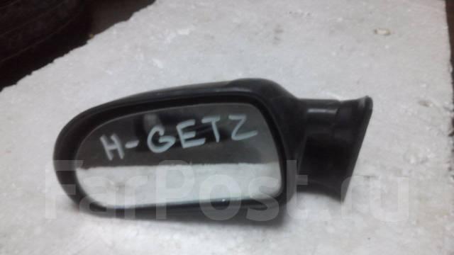 Зеркало заднего вида боковое. Hyundai Getz