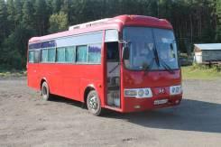 Hyundai Aero Town. Продается автобус Hyundai AERO TOWN, 6 600 куб. см., 29 мест