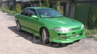 Обвес кузова аэродинамический. Toyota Carina, AT192, ST190, ST195, AT190, AT191