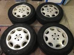 """Комплект колес на Mercedes 16"""" 235/60 R16 S-class. 7.5x16 5x112.00 ET61"""