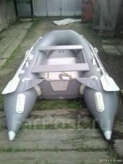 Гладиатор B 300 AL. Год: 2012 год, длина 3,00м., двигатель подвесной, 10,00л.с., бензин