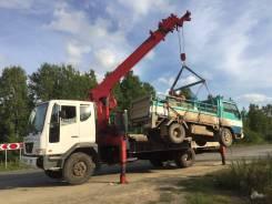 Услуги эвакуатора грузоперевозки гаражей контейнеров жб изделий