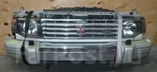 Ноускат. Mitsubishi Pajero