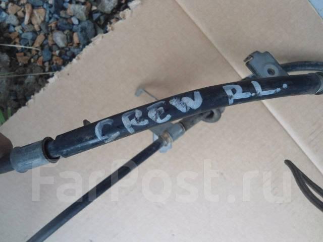 Тросик ручного тормоза. Mazda Premacy, CR3W, CREW