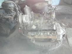 Двигатель в сборе. ГАЗ 53 ГАЗ Волга