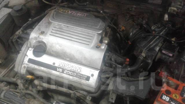 Nissan Cefiro. A32