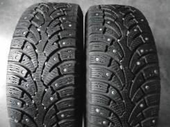 Bridgestone Noranza 2 EVO. Зимние, шипованные, 2010 год, износ: 5%, 2 шт