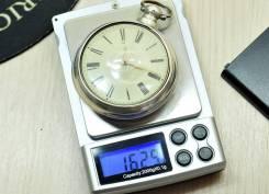 Карманные часы, серебро.184 года, двухкорпусные. Прикоснись к истории. Оригинал