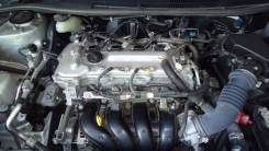 Двигатель в сборе. Toyota Corolla Fielder, ZRE144G, ZRE144 Двигатели: 2ZRFE, 2ZRFAE
