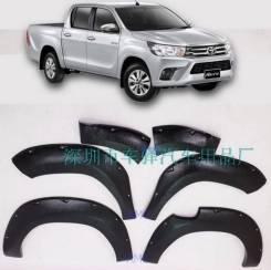 Расширитель крыла. Toyota Hilux Toyota Pickup. Под заказ