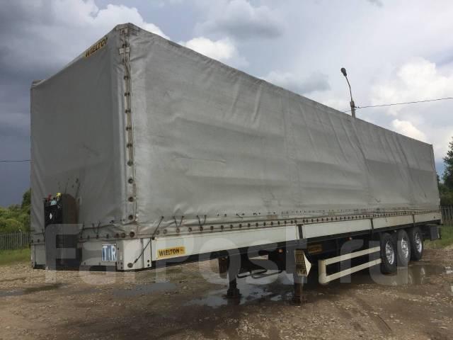 Schmitz. Бортовые полуприцепы KroneWielton, 30 000 кг.