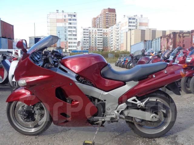 Kawasaki ZZR 1100D. 1 100 куб. см., исправен, птс, с пробегом