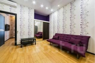 2-комнатная, улица Петра Комарова 2. Центральный, 65 кв.м. Комната