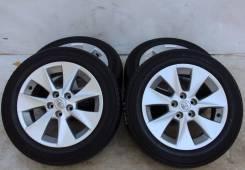 Колёса с шинами =Toyota= R17! Оригинал! (№ 61097). 7.0x17 5x114.30 ET33