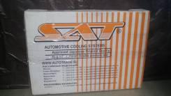 Радиатор TOYOTA HARRIER/LEXUS RX350 2GR V6 3.5 06-08(пластинчатый) Sat TY00032GR
