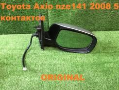 Зеркало заднего вида боковое. Toyota Corolla Axio, NZE144, NZE141 Toyota Corolla Fielder, NZE141, NZE144 Двигатель 1NZFE