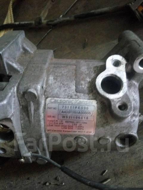 Компрессор кондиционера. Subaru Impreza, GG2 Двигатель EJ152