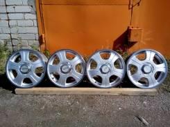 GTR. 5.5x14, 4x100.00, 4x114.30, ET38, ЦО 73,0мм.