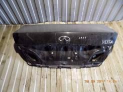 Крышка багажника. Infiniti M35, Y50