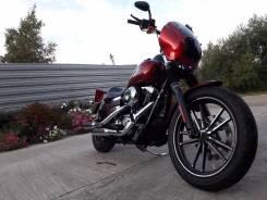 Harley-Davidson Dyna Low Rider. 1 584 куб. см., исправен, птс, с пробегом