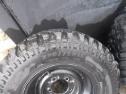Продам комплект колес на УАЗ. x15