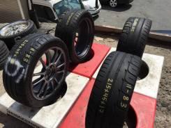 Bridgestone Potenza RE011. Летние, 2011 год, износ: 10%, 4 шт