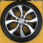 Шины литые диски. 6.5x17 4x100.00 ET41 ЦО 70,1мм.