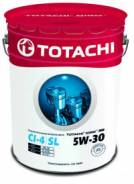 Totachi. Вязкость 5W-30, полусинтетическое