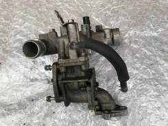 Фланец системы охлаждения. Mitsubishi Pajero, V93W, V83W, V88W, V80, V97W, V87W, V98W Mitsubishi Montero