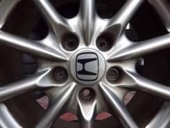 Honda Mugen. 7.0x17, 5x114.30, ET55, ЦО 64,1мм.