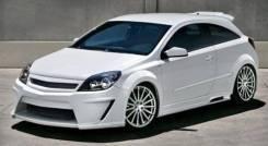 Бампер. Opel Astra GTC, L08