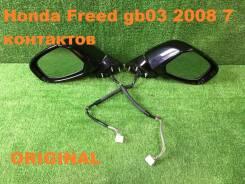 Зеркало заднего вида боковое. Honda Freed, DBA-GB3