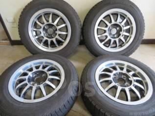 Продам комплект колес Yokohama Iceguard IG30 175/70R14 4*100. 6.0x14 4x100.00 ET45 ЦО 69,0мм.
