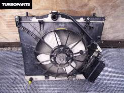 Радиатор охлаждения двигателя. Toyota Rush, J210, J210E, J200, J200E Daihatsu Be-Go, J210G, J200G Двигатель 3SZVE