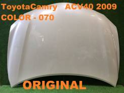 Капот. Toyota Camry, ACV45, GSV40, ACV40 Двигатели: 2GRFE, 2AZFE