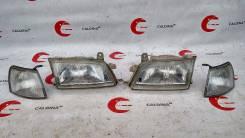 Фара. Toyota Caldina, CT199V, AT191, CT196, CT198V, ST190G, ET196V, CT190, AT191G, CT197V, CT190G, ST195, ST191, ST195G, CT196V, ST191G, ST198V Двигат...
