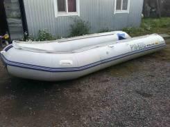 Продам лодку ПВХ Солар 450 МК. Год: 2014 год, бензин. Под заказ
