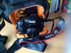 Canon EOS 7D Body. 15 - 19.9 Мп, зум: без зума