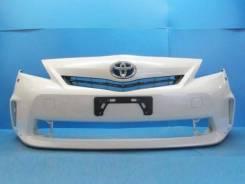 Бампер. Toyota Prius a, ZVW40W