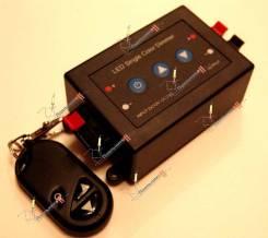 Одноцветный беспроводной LED контроллер Питание 12-24V