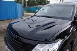 Капот. Nissan Patrol, Y62. Под заказ