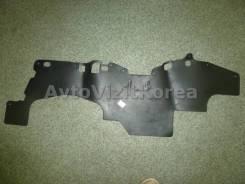 Защита боковая двигателя Kia Bongo III (резин) 659614E021