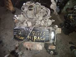 Двигатель в сборе. Mitsubishi Mirage Двигатель 4G15