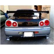 Крышка багажника. Nissan Skyline Nissan GT-R, Coupe