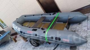 Посейдон Антей. длина 3,80м., двигатель подвесной, 30,00л.с., бензин
