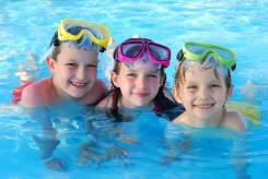Набор детей в группы по плаванию