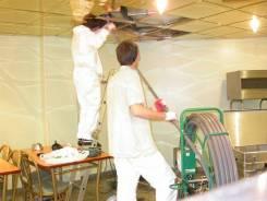Очистка и дезинфекция вентиляции, обслуживание систем вентиляции
